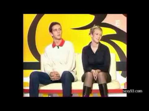 game show audience upskirt