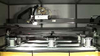 Large Scale Laser Stainless Steel Appliance Marking System | CMS Laser