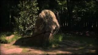 La légende de Merlin en forêt de Brocéliande