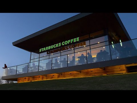 World's Most Beautiful Starbucks ★ ONLY in JAPAN