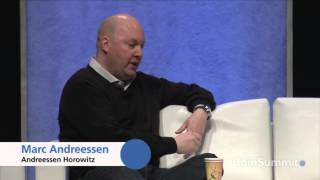 Bitcoin Fireside Chat with Marc Andreessen and Balaji Srinivasan - Coinsumm.it
