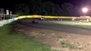 4/26/14 KAM Kartway Animal Gold Plate feature