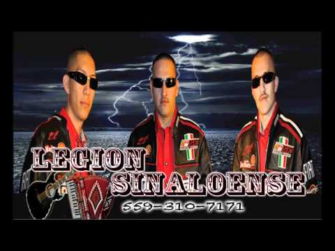 Legion Sinaloense - El Baje (2012) (Oficial) (Single/Promo)