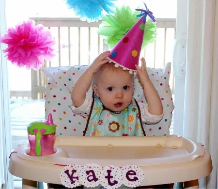 1st birthday party, first birthday party