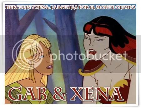 Gab y Xena