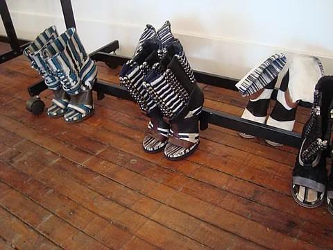 Balenciaga Shoes Spring Summer 2010