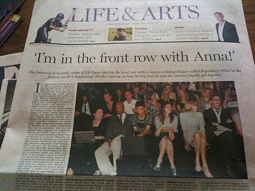 Financial Times FT Weekend Life & Arts