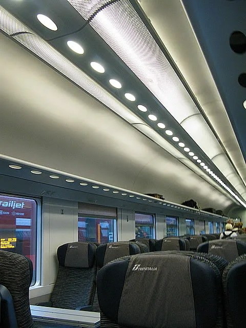 Munich to Milan day train