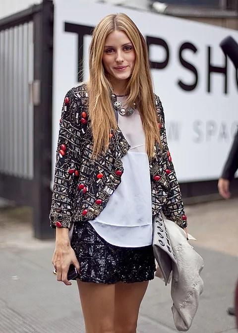 Olivia Palermo Topshop Jacket