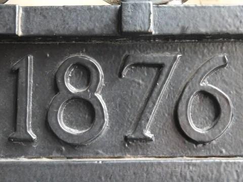 1876 - Harvard University Tour