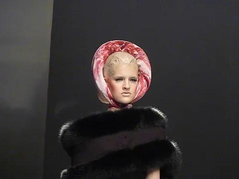 Arsenicum Fall Winter 2010 Aurora Fashion Week St Petersburg, Russia