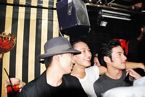 Bryanboy, Alexander Wang, Joseph Altuzarra
