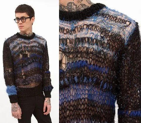 Rodarte Sweater