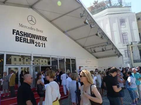 Spring Summer 2011 Mercedes Benz Fashion Week Berlin