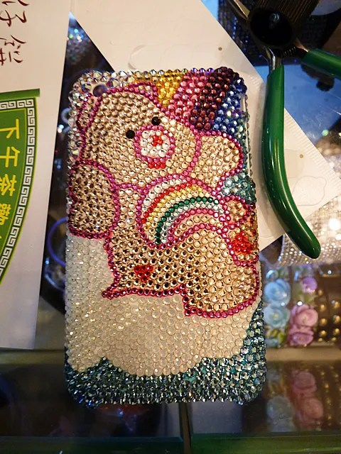 Swarovski Crystal cell phone case