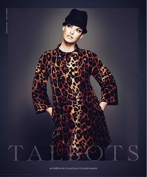 Talbots Linda Evangelista