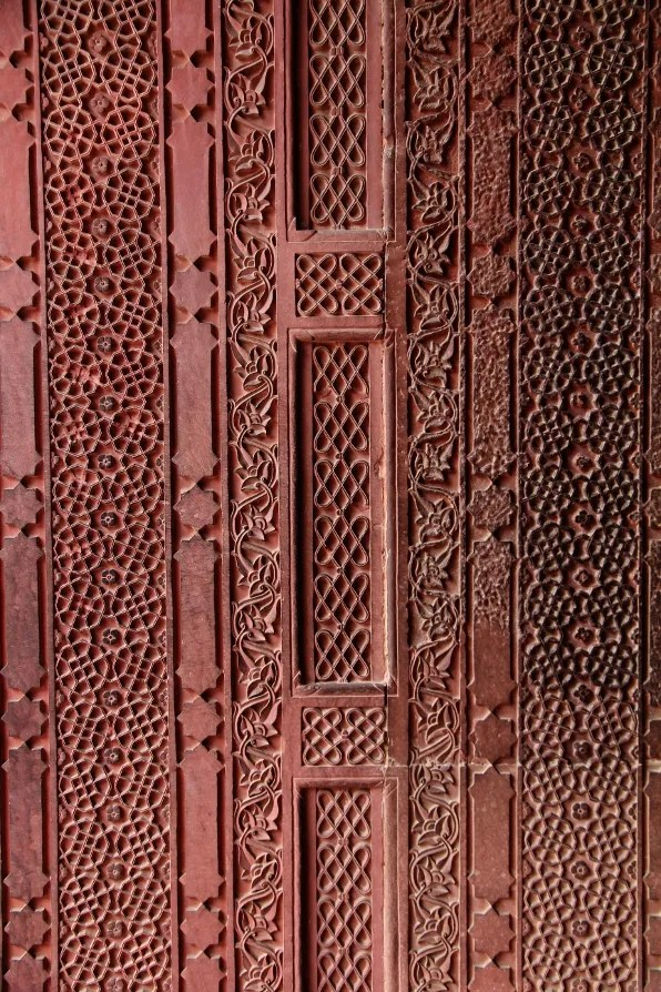 Agra Fort Wall, Agra