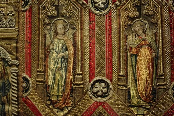 Austrian gold embroidery