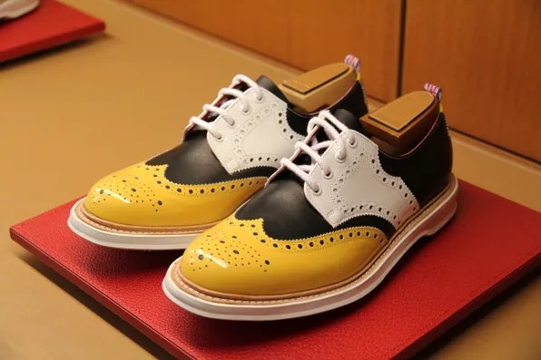 Church's mens shoes spring summer 2012