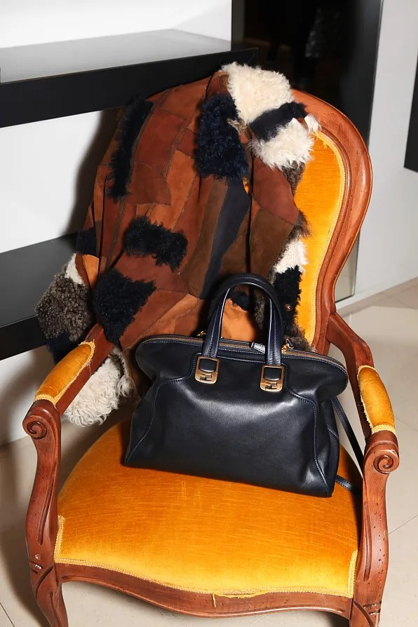 Fendi Fall Winter 2011 handbag