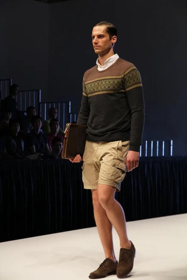 Thai designer JBB* Jirawat Bote Benchakarn sweater