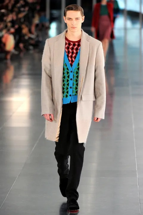 Jonathan Saunders fall winter 2011