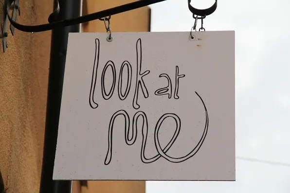 Look at Me shop in Sodermalm, Stockholm