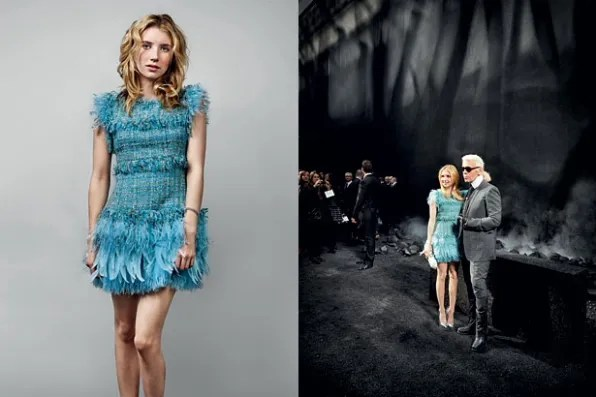 New York Magazine Fall 2011 Fashion Issue - Emma Roberts