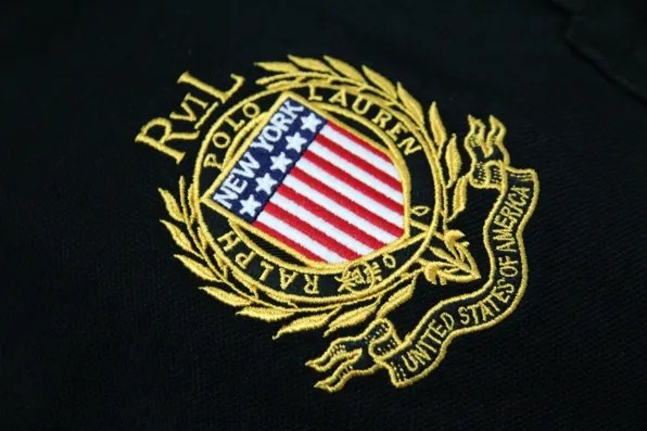 Polo Ralph Lauren polo shirt in black