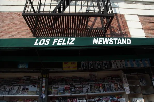 Los Feliz Newstand