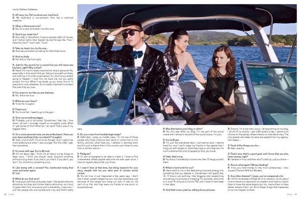 Bryanboy interview on Spark Magazine Philippines March 2012