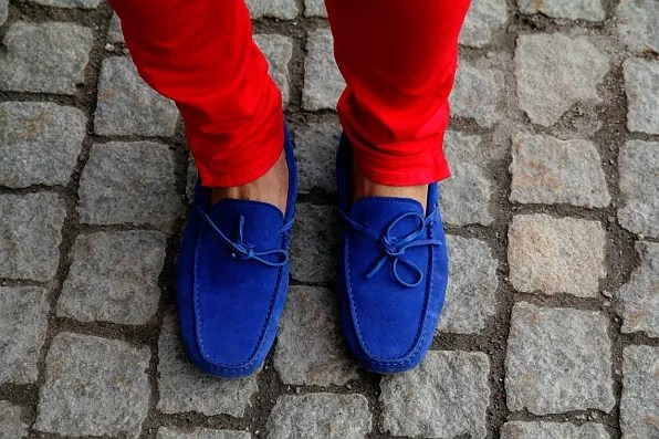 Tod's Gommini shoes