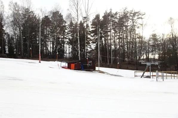 Flottsbrogården snow