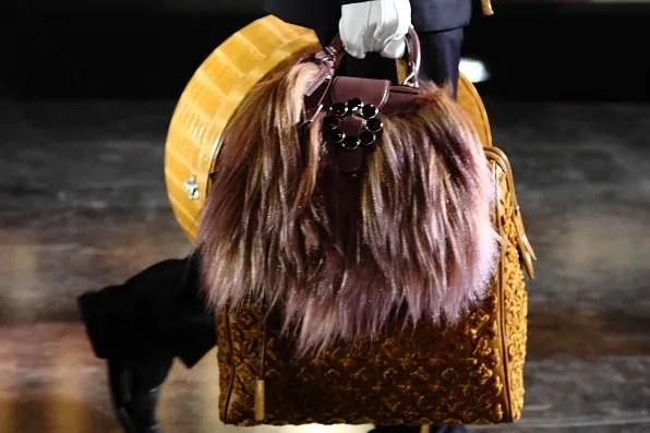 Louis Vuitton automne hiver 2012 bags