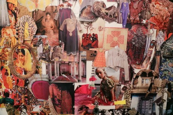 Marchesa mood board spring summer 2013