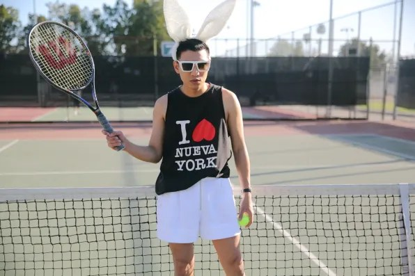 West Hollywood Tennis Court