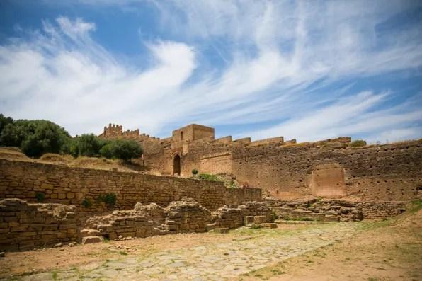 Kasbah Chella, Rabat Morocco
