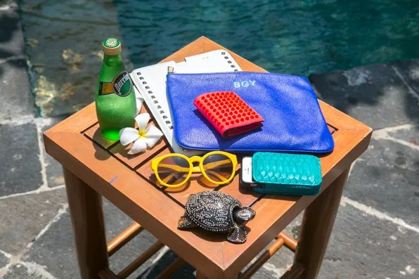 Poolside Essentials at Ayana Resort, Bali
