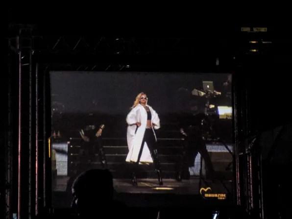 Rihanna at 2013 Mawazine Music Festival, Rabat, Morocco