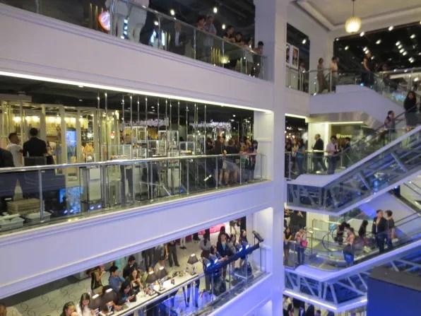 Siam Center interiors