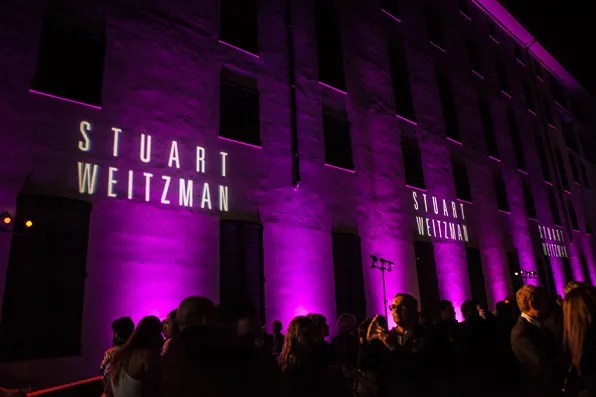 Stuart Weitzman Via Sant' Andrea Store Opening