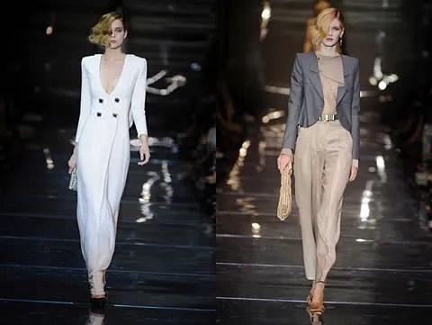 Armani Prive Haute Couture Fall Winter 2008-2009 Paris Giorgio Armani