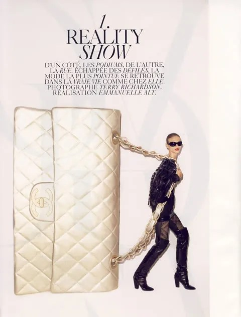 Chanel Extra Extra Jumbo Quilted Bag