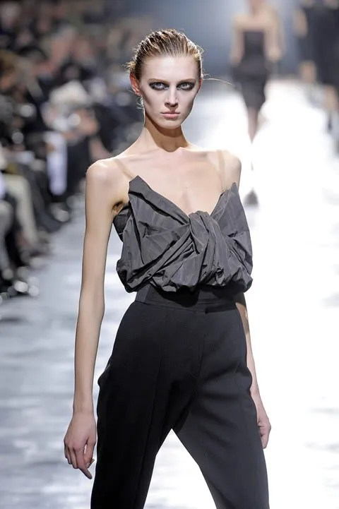 Olga Sherer, Lanvin Fall/Winter 2008