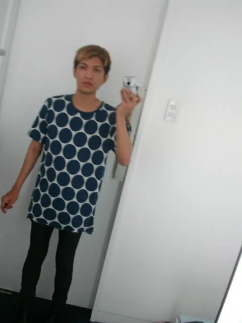 Marc by Marc Jacobs polka dot t-shirt