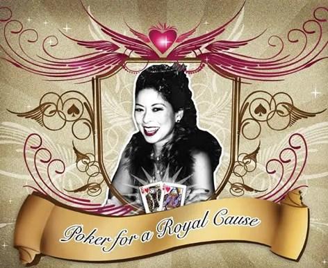 Tessa Prieto, Poker for a Royal Cause