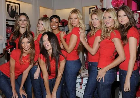 Victoria's Secret 2008 Fashion Show Angels