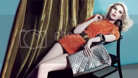 Louis Vuitton Fall/Winter 2007-2008 Ad Campaign
