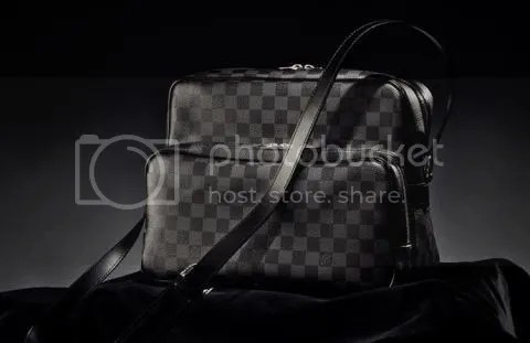Louis Vuitton Damier Graphite