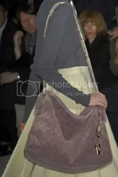 Louis Vuitton Monogram Suede Embossed Bag